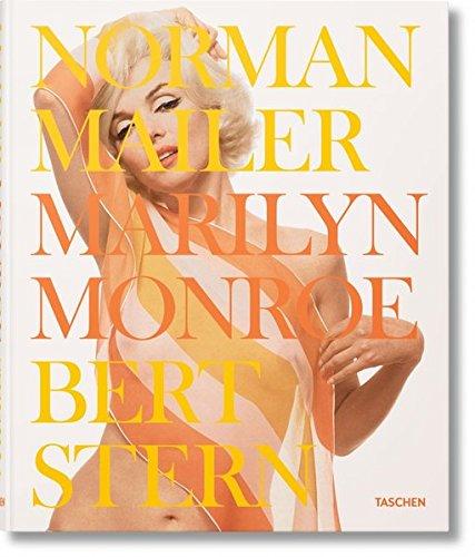 Norman Mailer/Bert Stern. Marilyn Monroe Buch-Cover