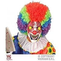 Maschera in lattice / maschera / Maschera completa Clown-horror con