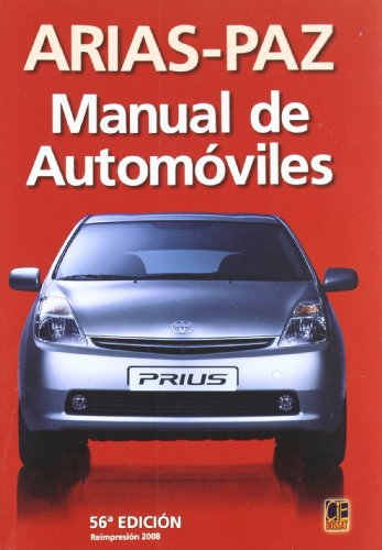 Manual De Automoviles por Manuel Arias-Paz