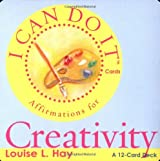 I Can Do It Cards, Creativity: Affirmations for Creativity