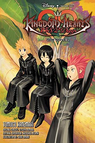 Kingdom Hearts 358/2 Days (light novel) por Tomoco Kanemaki