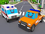 Learning bulk geometric shapes with the Ambulance and the Tow Truck