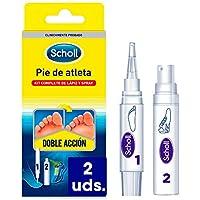 Scholl Pie de Atleta, Tratamiento lápiz y spray