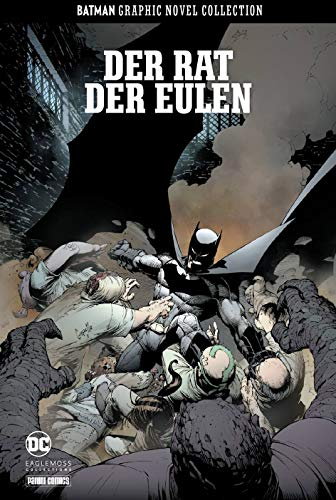 Batman Graphic Novel Collection: Bd. 6: Der Rat der Eulen