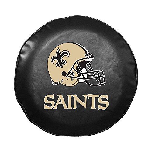 Fremont Die NFL New Orleans Saints Ersatzreifenabdeckung (Fußball-volant)