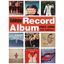 Goldmine Record Album Price Guide by Martin Popoff (2009-10-06)