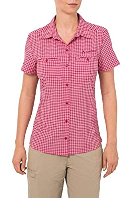VAUDE Damen Bluse Women's Kungs Shirt von VAUDE - Outdoor Shop