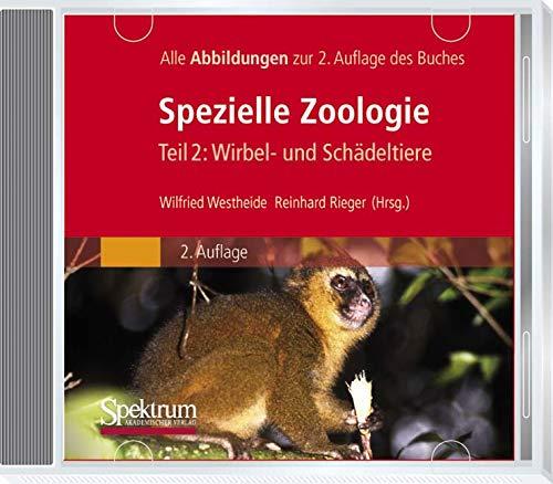Spezielle Zoologie. Teil 2: Wirbel- oder Schädeltiere -