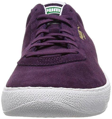 Puma Star Allover Suede Herren Sneaker Schuhe Leder rot 359393 03 Italian Plum