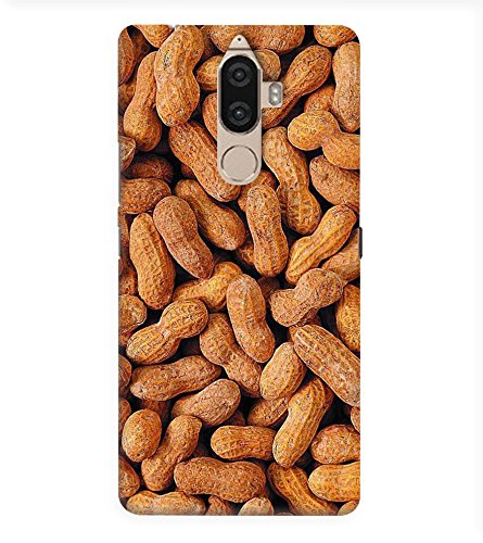 OBOkart Goober peanuts 3D Hard Polycarbonate (Plastic) Designer Back Case Cover for Lenovo K8 Plus