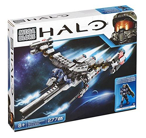 Mega Bloks - Halo Booster Frame Building Set Gioco di costruzione