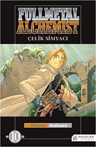 Fullmetal Alchemist : Celik Simyaci 10