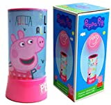 Imagen de PEPPA PIG Lampara led proyector