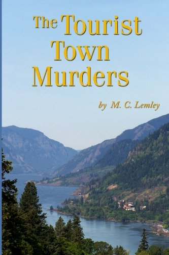 The Tourist Town Murders Cover Image