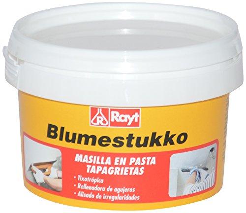 RAYT-BLUMESTUKKO-305-86-Masilla tapagrietas, lista al uso - 375 gr