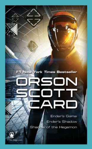 Ender's Game Boxed Set I: Ender's Game, Ender's Shadow, Shadow of the Hegemon (The Ender Quintet) (English Edition) (Enders Series Game)