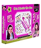 BEST SELLER PoshTots Kids Girls fashion Hair Beader For Cool 5 years girls Beaded Hair Style (No Batteries Required) - Gift Toy
