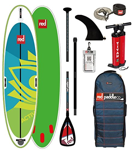 Red Paddle Co – SUP – Stand Up Paddle Boarding – Activ… | 05060345329407
