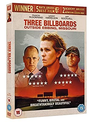 Three Billboards Outside Ebbing, Missouri [DVD] [2018]