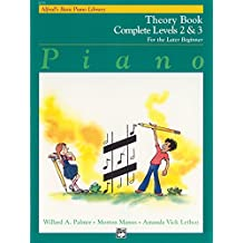 ALFREDS BASIC PIANO COURSE THEORY BOOK C (Alfred's Basic Piano Library)