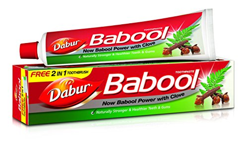 Dabur Babool Toothpaste (180GM)