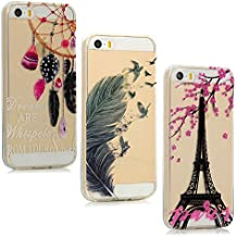 lot de 5 coque iphone 5s
