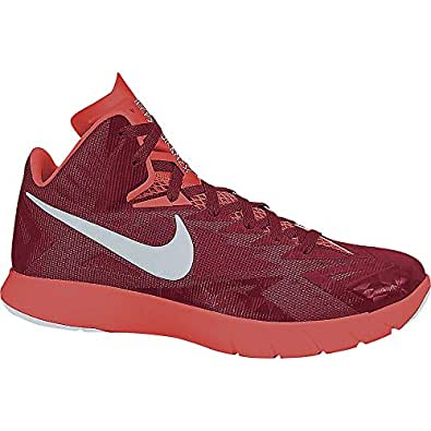 e7cd414a2530 best price nike lunar hyperquickness tb 6. 5 red white 43508 56bc9