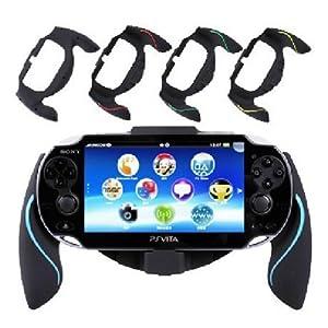 Aweek® Halterung Handgriff Griff Case für Playstation Vita 1000 PSVita PS Vita