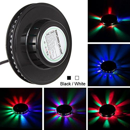 ePathChina® 48 LED RGB Bunte Disco DJ lampe Licht Beleuchtung Bühnenbeleuchtung Stimmungsleuchten...