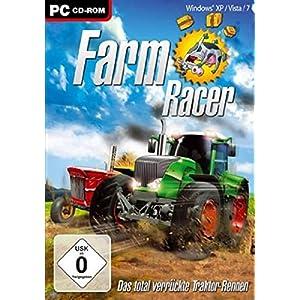 Farm Racer – Das total verrückte Traktor – Rennen – [PC]