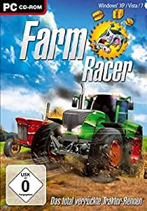 farm racer das total verr ckte traktor rennen pc. Black Bedroom Furniture Sets. Home Design Ideas