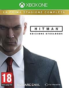 Hitman La Prima Stagione - Day-One Steelbook - Xbox One