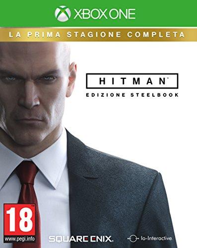 Hitman La Prima Stagione - Day-One Steelbook - Xbox One [Importación italiana]