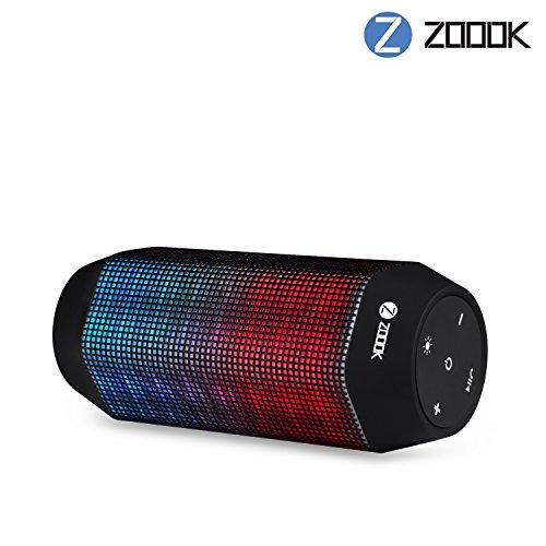 Zoook ZB-Rocker-2 Wireless Bluetooth Speakers (Black)