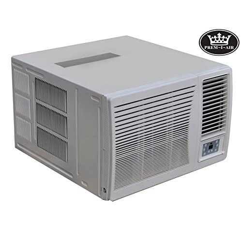 51oAtxyeW1L. SS500  - Prem-I-Air Air Conditioner 12KBTU Inverter DC Unit for Fixed Installation, Perfect for air Control