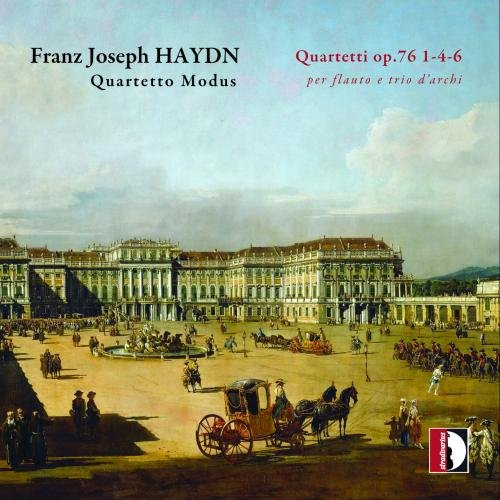Quartetto Per Archi Op 76 N.1