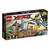 LEGO 70609 Ninjago Movie Manta Ray Bomber Toy