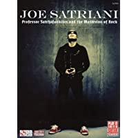 Joe Satriani: Professor Satchafunkilus and the Musterion of Rock (TAB). Partituras para Acorde de Guitarra