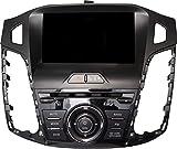 Gowe Android Navigation GPS écran capacitif 20,3cm lecteur DVD de voiture pour Ford Focus 2012avec Bluetooth/RDS/3G/WiFi/iPod/SWC/Mirrorlink