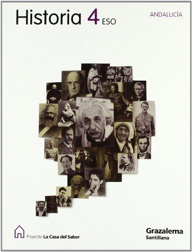 Proyecto la casa del saber, historia, 4 eso (andalucía)