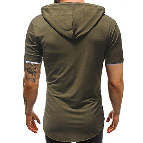 Zoom IMG-1 maglietta uomo maglia manica corte