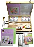 Unbekannt Bob Ross 50006475 - Malset Deluxe Blumen