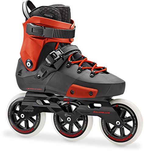 Rollerblade Twister Edge Custom KIT 2018 orange, 2 (Rollerblades Twister)
