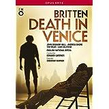 Britten : La Mort à Venise. Graham-Hall, Shore, Gardner, Warner.