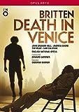 Britten: Death In Venice [John Graham-Hall, Andrew Shore, Tim Mead] [DVD] [2014] [NTSC]