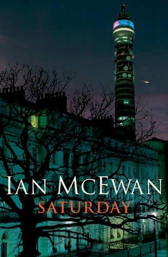 Book cover for Saturday