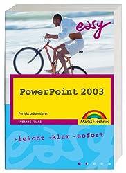 PowerPoint 2003 - M+T Easy: Perfekt präsentieren