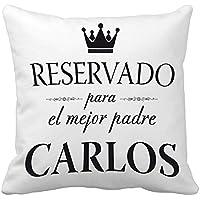 Calledelregalo Cojín Personalizado para Padres (Cojín ...