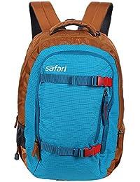 Safari 47 Ltrs Blue Laptop Backpack (Graph Blue)