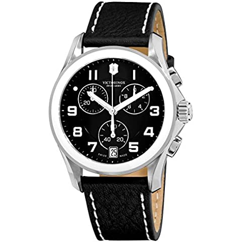 Victorinox Swiss Army Classic Chrono Ceramic Men's Quartz Watch 241501